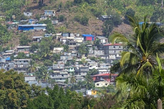 Bidonville de Kaweni