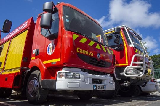 Caserne de pompier de Zone Nel