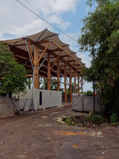 Construction MJC Mamoudzou