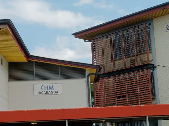 Dispensaire Jacaranda