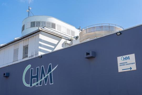 GLB 408-Urgences CHM