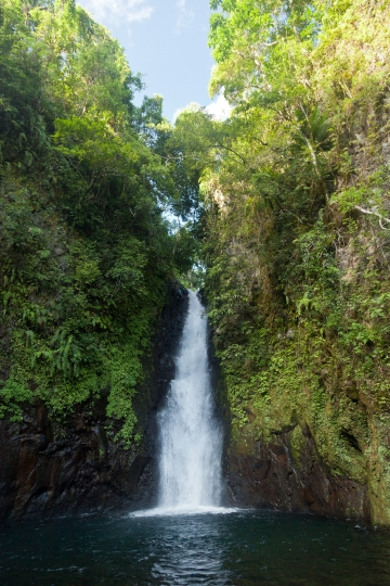 GLB0191 Anjouan cascade de Lingoni