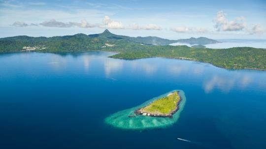 Gwen Le Bigot - Sud Mayotte & Ilot bambo