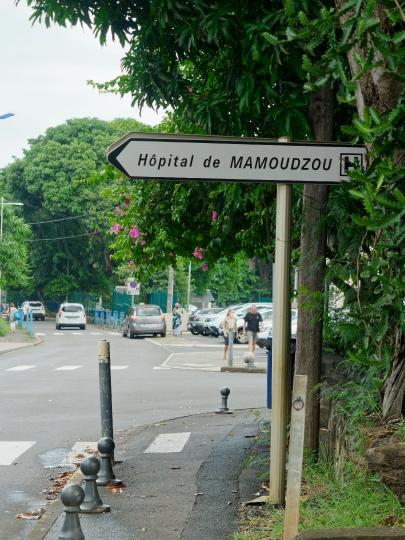 Hopital de Mamoudzou