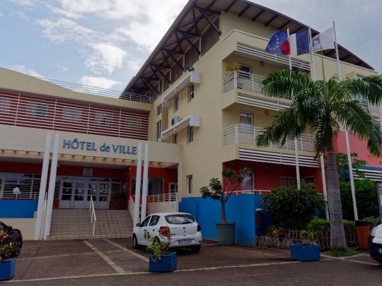Hotel de Ville Mamoudzou