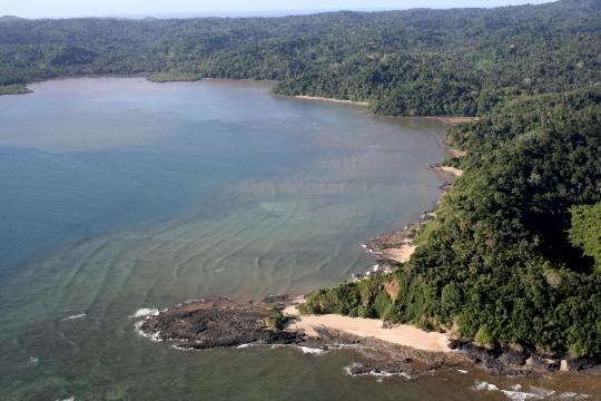 ISA_la côte ouest de Mayotte