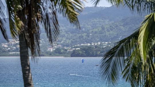 Kitesurf Mayotte