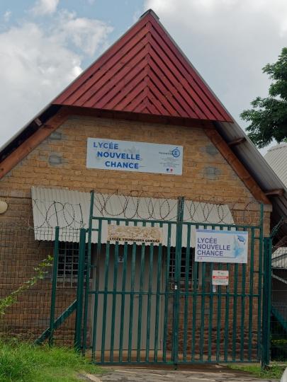Lycée Nouvelle Chance