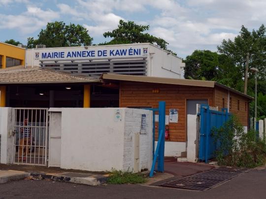 Mairie Annexe de Kawéni