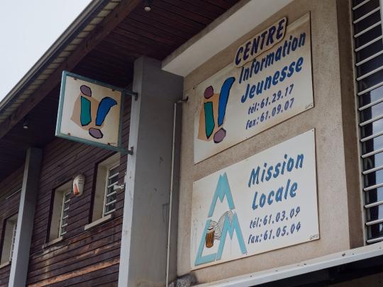 Mission locale et centre information jeunesse