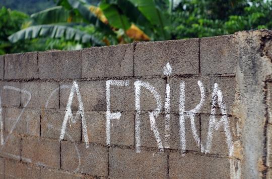 Mur Afrika