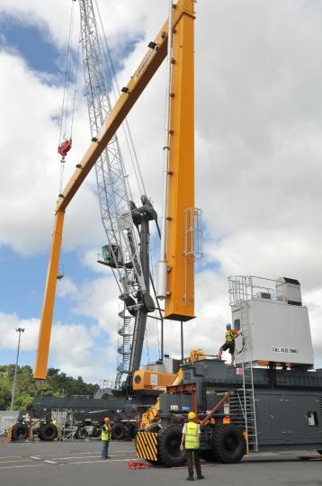 nouveau ponts de Mayotte Channel gateway