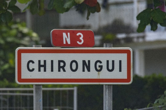 Pancarte de commune