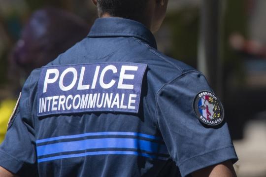 Police intercommunale du sud
