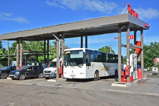 Station de carburants de Chirongui