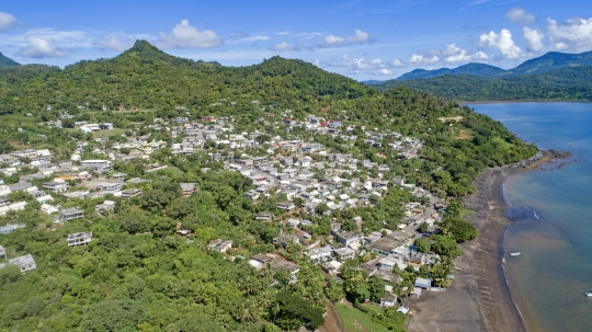 Village de Moutsamoudou