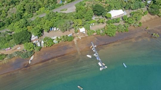 Zone de mouillage de l\'APB - Base nautique - Hagnoundrou